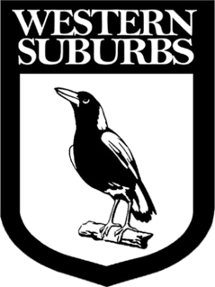 Western Suburbs Magpies Australian rugby league club, based in Sydney, NSW