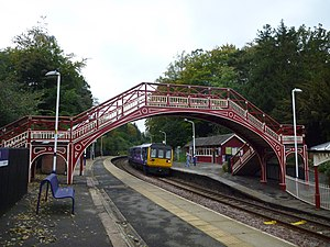 Wetheral railway station - Wetheral Station