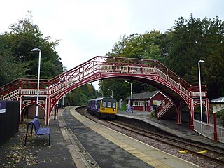 Wetheral railway station