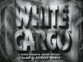 Description de l'image White Cargo (1942).png.