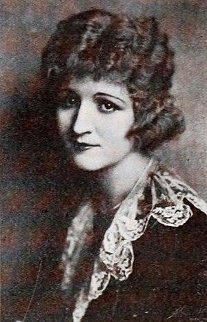 Julia Faye - Faye in a 1920 photograph