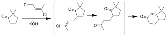 The Wichterle reaction
