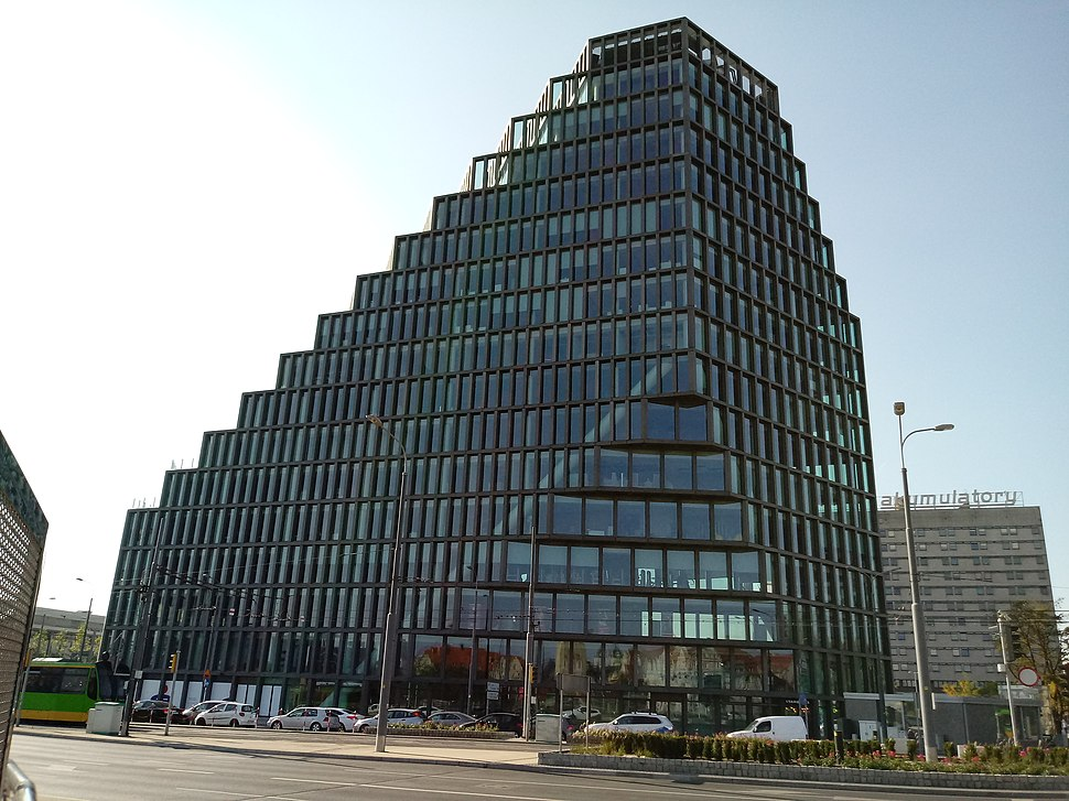 Wie%C5%BCowiec Ba%C5%82tyk w Poznaniu