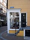 wijde heisteeg 9 door from herengracht