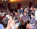 Wiki-party of Wikimania 2007.jpg