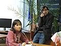 Wikiworkshop at Library of S. Kuznets KhNUE 2019-02-13 by Наталія Ластовець 19.jpg