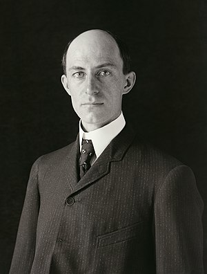 Wright brothers patent war - Image: Wilbur Wright