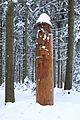Wilder Mann im Wald bei Geyer in Sachsen..IMG 2043WI.jpg