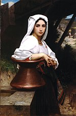 William-Adolphe Bouguereau (1825-1905) - Italian Girl Drawing Water (1871).jpg