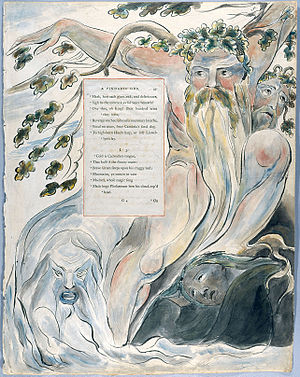 William Blake - The Poems of Thomas Gray, Design 57 The Bard 05.jpg