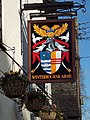 Winterbourne Arms Sign - geograph.org.uk - 311332.jpg