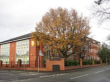 Withington Girls School-geograph-1684409.jpg