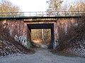Witomino-Leśniczówka, wiadukt linii 201 - panoramio - t.przechlewski.jpg