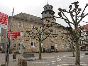 Witzenhausen - Witzenhausen Town hall