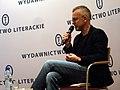 Wojciech Tochman spotkanie z czytelnikami w Krakowie 01.jpg