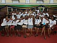 Women engineering graduate students at St.Joseph College of Engineering and Technology in Tanzania.jpg