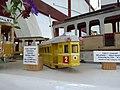 Wooden toy trams at Sporvejsmuseet 11.jpg