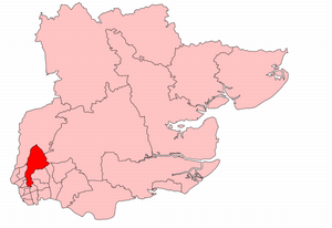 Woodford (UK Parliament constituency) - Woodford in Essex, 1945-50