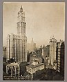 Woolworth Building and Park Row, (New York City) LOC ppmsca.54246.jpg