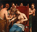 Workshop of Guido Cagnacci - The Death of Cleopatra.jpg