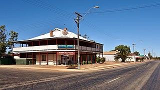 Wubin, Western Australia Town in Western Australia