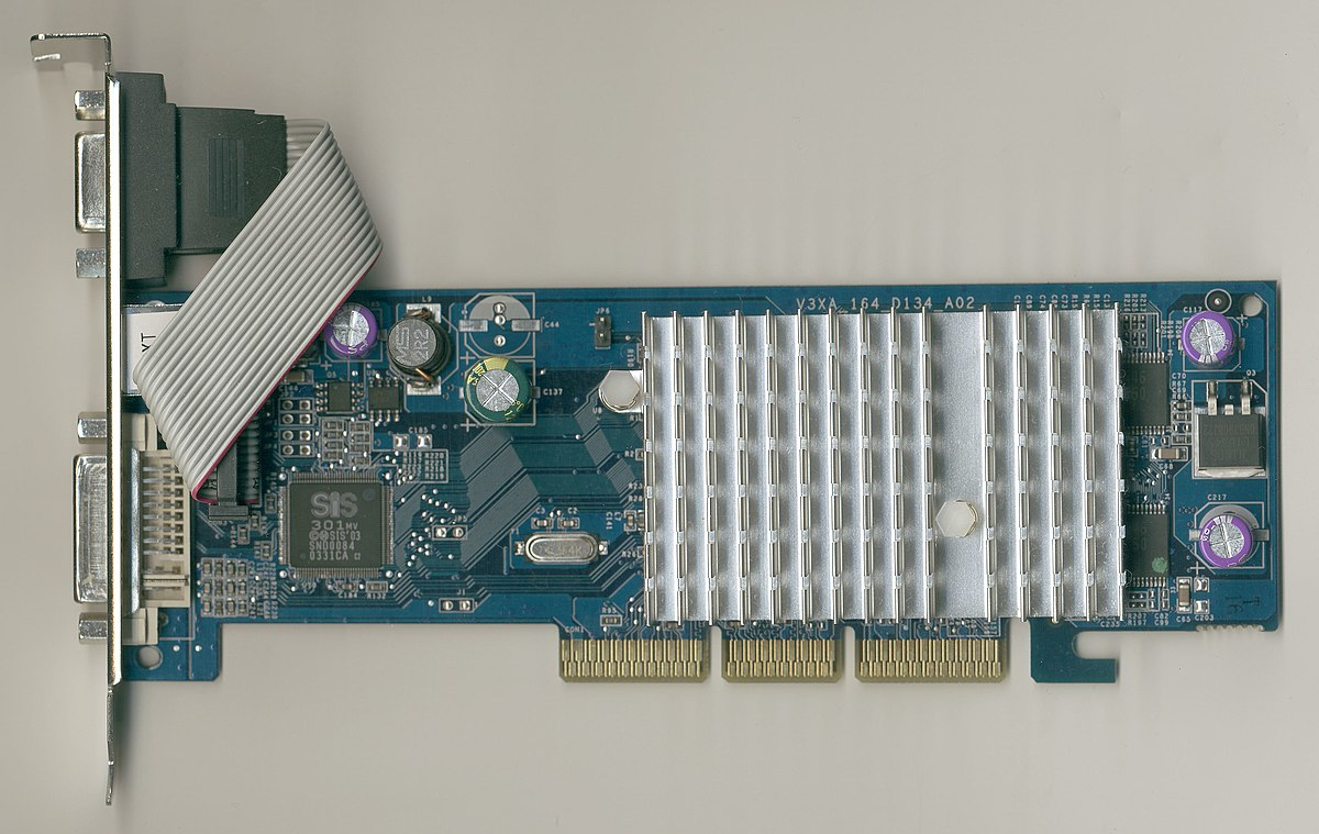 All XGI video cards