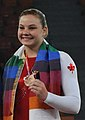 XIX Commonwealth Games-2010 Delhi Cynthia Lemieux Guillemette of Canada (Bronze) (cropped).jpg
