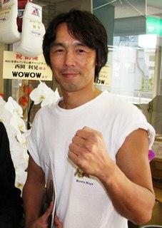 Yūichi Kasai Japanese boxer and trainer
