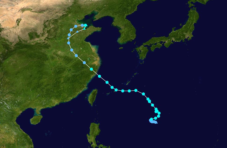 Yagi 2018 track