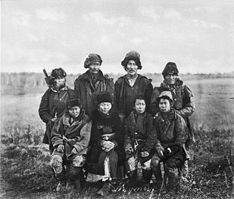 Yakuts - Yakuts Sakha , early 20th c.