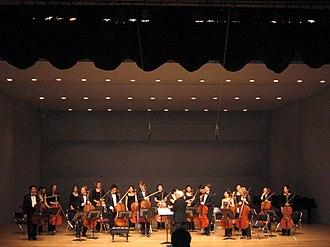 Aldo Parisot - Yale Cellos, South Korea, 2005