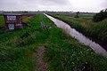 Yaxley Lode Drain, from the Bridge - geograph.org.uk - 444471.jpg