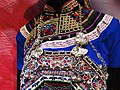 Yi female clothing - Yunnan Provincial Museum - DSC02134.JPG