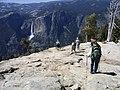 Yosemite Falls From Sentinel Dome - Flickr - Dawn Endico.jpg