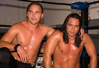 The Young Bucks Professional wrestling tag team