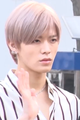 Yuta Nakamoto going to a Music Bank recording in March 2018 02.png