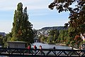 Zürich - James-Joyce-Plateau - Limmat - Waidberg IMG 1189.jpg