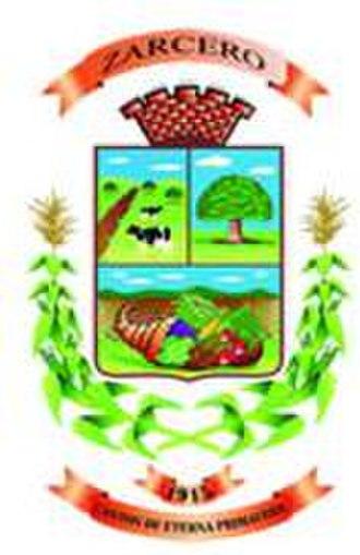 Zarcero (canton) - Image: Zarcero escudo