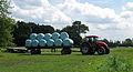 Zetor Forterra 9641 tractor, Atherton Old Hall Farm 2.jpg