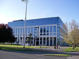Velimir Neidhardt - INA building (1989)