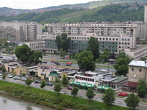 University of Sarajevo - Veterinary faculty