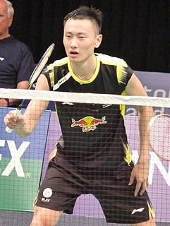 Zhang Nan (badminton) Badminton player