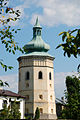 Zhovkva Bell Tower of the Church of St Lawrence RB.jpg