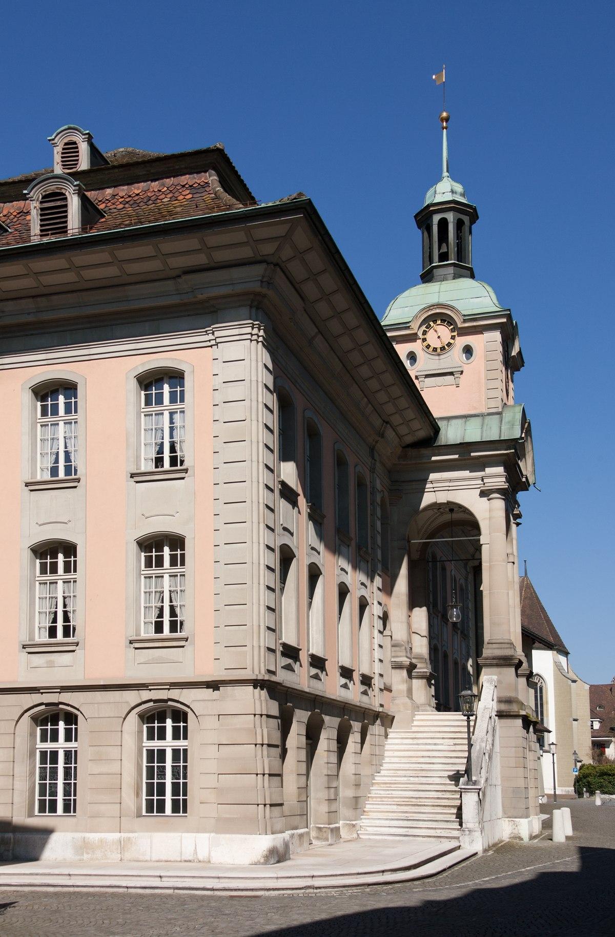 Rathaus (Zofingen) – Wikipedia