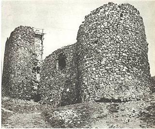 Žrnov Demolished medieval fort in Belgrade, Serbia
