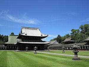 Takaoka, Toyama - Zuiryūji Temple
