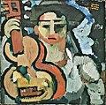 """""""Cavaquinho"""" (c.1914-1915) - Amadeo de Souza-Cardoso (1897-1918) (34175133244).jpg"""
