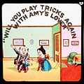"""""""Will you play tricks again with Amy's lover!"""" (7447522452).jpg"""