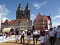 """Wittenberg Tanzt"" (Wittenberg Dances) - geo.hlipp.de - 28189.jpg"