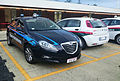 """ 15 - EXPO MILANO 2015 - Penitentiary Police and security cars - Lancia Delta and Fiat Grande Punto.jpg"